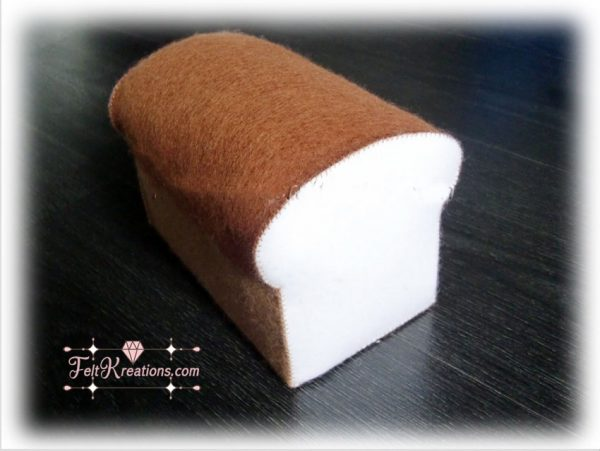 felt bread pattern tutorial pdf ebook