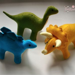 felt dinosaurs pattern dinosaur felt pattern pdf ebook how to felt
