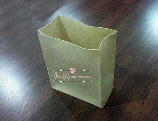 felt brown bag patterns grocery felt pattern pdf ebook