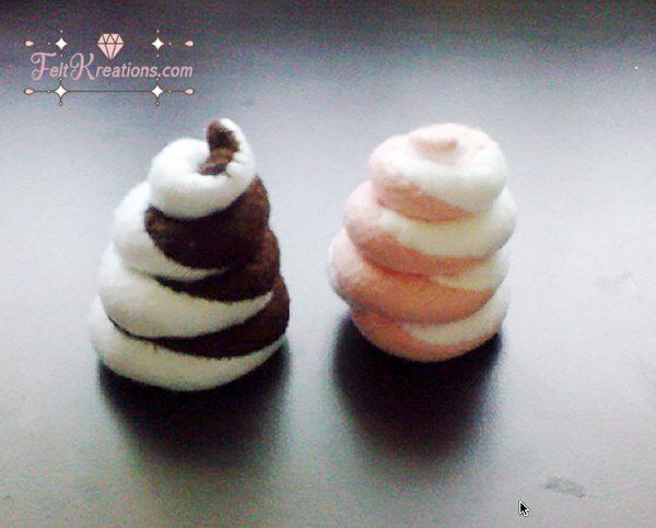 felt ice cream pattern tutorial pdf ebook felt food patterns