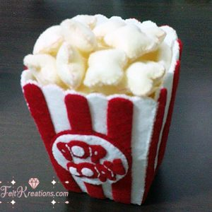 felt popcorn pattern tutorial popcorn felt pattern pdf ebook