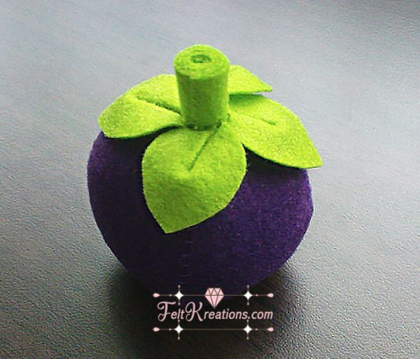 felt mangosteen pattern felt fruits patterns pdf ebook