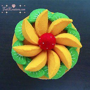 Felt Cakes Patterns
