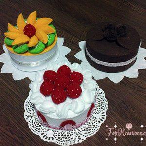 felt birthday cake patterns felt cake pattern pdf ebook