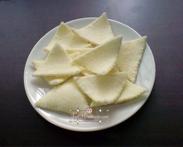 felt tortilla chips patterns